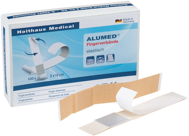 Fingerverband ALUMED, elastisch